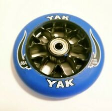 1x 110mm Inline Skate or Scooter Wheel with Bearings rollerblade , pro scooters