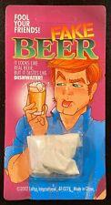 Fake Beer Joke & Gag Novelty Toy - Have Fun at the Bar!