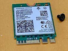 "Asus ZenBook Ux430U 14"" Oem Wi-Fi Wireless Card 8265Ngw & Screws (D2d9)"