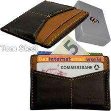 FOSSIL Kreditkartenetui - flach 6mm - ec Kartenetui Geldscheinetui card case NEU