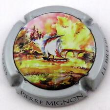 MIGNON  PIERRE  N°S78b  Cuvée Gabarre , Ctr ARGENT