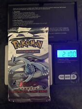 Pokemon neo genesis 1st edition booster pack Factory sealed mint - Lugia!!