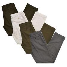 Polo Ralph Lauren Para hombres Calce Clásico Pantalones Chino stretch casual Pantalones Sueltos Nuevos