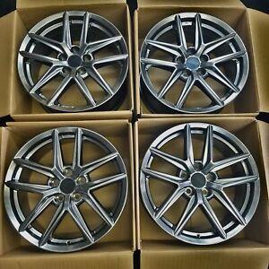 NEW SET OF 4 18X8 LEXUS IS250 IS350 2014-2017 OEM Quality Alloy Wheel Rims 74292