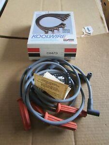 Spark Plug Wire Set BWD CH473 Ford Escort EXP Mercury Lynx LN7 1.9L 1983-90