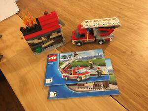 Lego City Town Set 60003 Fire Emergency (2013).