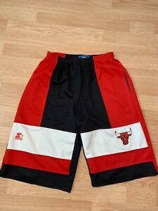 VTG 90's Chicago Bulls NBA Michael Jordan starter shorts