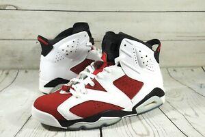 2014 Jordan Carmine 6  Size 13 384664 160