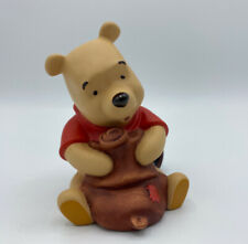 "Disney Pooh and Friends Porcelain Figurine Winnie the Pooh ""Oh Bother"" Enesco"