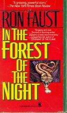 In the Forest of the Night by Ron Faust (2014, Paperback)