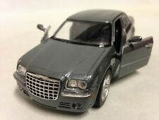"2005 Chrysler 300C Collection 5.75"" DieCast 1:32 NewRay Toys Gray"