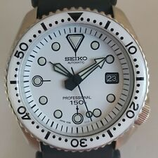 Seiko 7002-7001 Vintage Divers Professional 150 Automatic Watch Mod #257