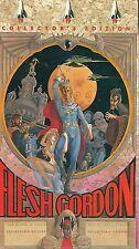 Flesh Gordon - Collectors Edition (VHS, 1996) Jason Williams, 1974 Graffiti