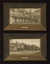 Lancashire Lancs BOLTON Smithhills Hall x2 pre1919 PPCs
