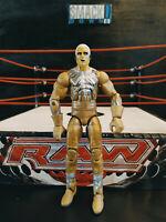 WWE Goldust Dustin Rhodes Elite Wrestling SERIES 47 B Action Figure Mattel AEW