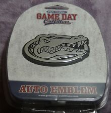 University of Florida Gators Game Day Outfitters Auto Emblem New In Package