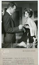 GOGI GRANT SKIP HOMEIER DAN RAVEN ORIGINAL 1960 NBC TV PHOTO