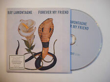 RAY LAMONTAGNE : FOREVER MY FRIEND ♦ CD SINGLE PORT GRATUIT ♦