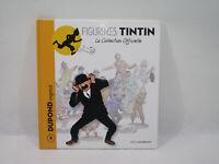 Livre FIGURINES TINTIN N°4 DUPONT engoncé Editions Moulinsart 2011