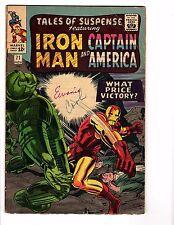 Tales of Suspense #71 (Nov 1965, Marvel)
