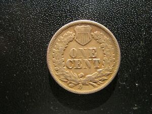 United States One Cent 1862.