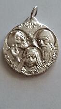 Three Lebanese Maronite Saints Religious Medal St Charbel St Rafqa St Hardini
