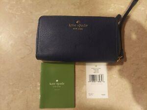 NWT Kate Spade Medium Lacey Wristlet Clutch Wallet PWRU3842 $148