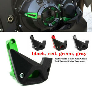 Motorcycle Bike Anti Crash Pad Frame Slider Protector Cover Kit Fit For Kawasaki