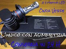 JEEP RENEGADE KIT CONVERSIONE H4 PREMIUM LED ASIMMETRICO BIANCO 6000K 8000L