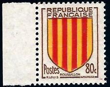 VARIETE - N°1046- ( bande rouge sortant du cadre sous FRANCAISE  )-NOUVEAUTE !
