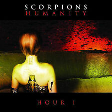 Humanity: Hour 1 by Scorpions (CD, Aug-2007, New Door Records)