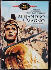 ALEJANDRO MAGNO de Robert Rossen con Richard Burton, Claire Bloom...