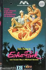 Echo Park (1985) VHS DB Video   Christopher Walker -  rara in eBay