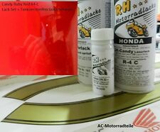 Honda CB750 K0 K1 Color Laque Paint Decal Stripe Kit Set Candy Ruby Red R-4C