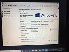 Lenovo Thinkpad X61 Windows 10 Home 250Gb Hd, 4Gb Ram, 2.0 Ghz, Intel Core 2 Duo