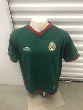 Atletica Mexico Soccer Team Green Jersey Men's Unitalla