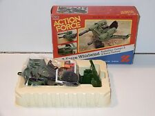 1983 GI JOE / ACTION FORCE Z FORCE WHIRLWIND MIB SEALED CONTENTS NRFB PALITOY