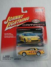JOHNNY LIGHTNING WHITE LIGHTNING 1998 CAMARO 35 ANNIVERSARY CAMARO SS RARE! MINT