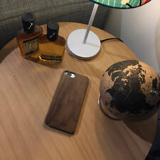 OXSY Apple iPhone 7 Walnut Real Wood Cover - Slim Case