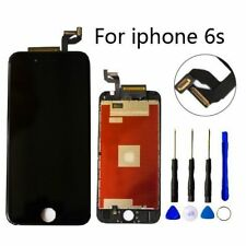 Per iPhone 6 S Nero LCD Display Touch Screen digitalizzatore Assembly sostituzione