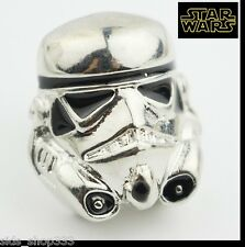 STAR WARS STORMTROOPER Logo Metal Pin brooch prop badge darth vader cosplay