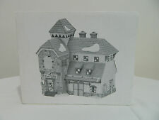 NEW IN BOX Dept 56 New England Village Mc. Grebe Cutters & Sleigh 5640-5