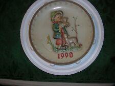 Hummel Plate 1990