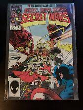 Marvel Super-Heroes Secret Wars #9 (Jan 1985, Marvel)