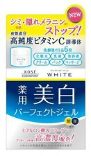 KOSE Moisture Mild White Perfect Gel 100 g For whitening All in One Skin Care