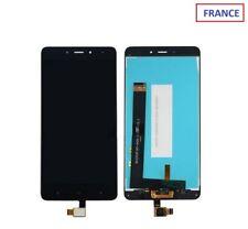 ECRAN COMPLET VITRE TACTILE + LCD ASSEMBLEE NOIR XIAOMI REDMI NOTE 4