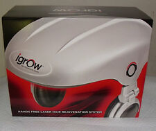 iGrow Hand Free Laser LED Light Therapy Hair Regrowth Rejuvenation Brand New