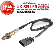 0258006422 Lambda Oxygen O2 Sensor For Audi A3 A4 A6 A8 VW 1.6 1.8 TT GB UK