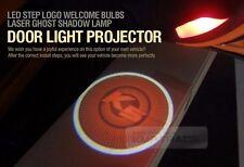 Led Step Logo Bulbs Laser Lamp Door Light Projector for Kia 2011-2015 Optima K5