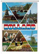 Postcard: Multiview - Holland